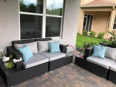 It's Patio Furniture Season!