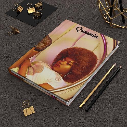 Queenin´ Hardcover Journal Matte
