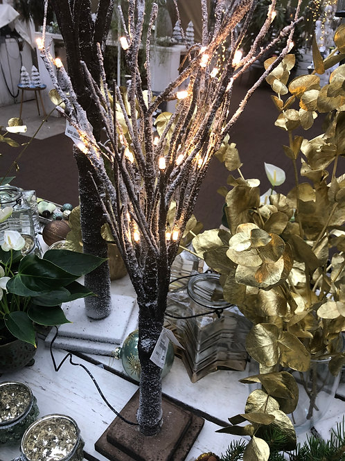 LED Baum mit Stecker, verschiedene Größen ab