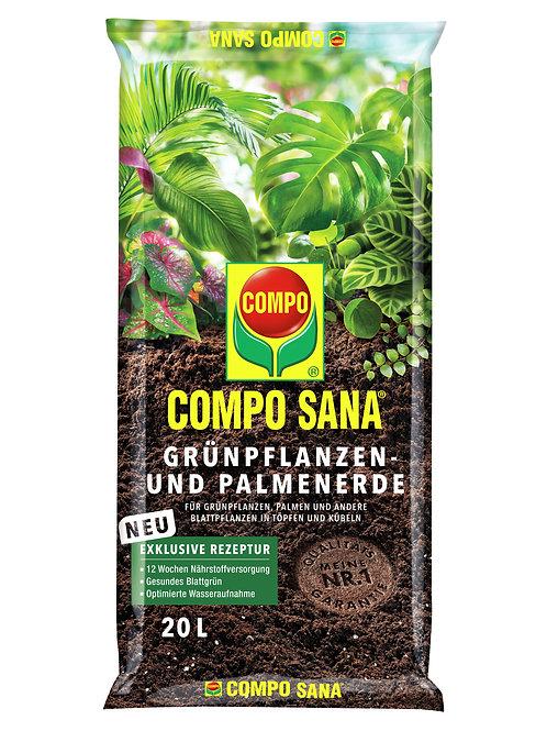COMPO SANA Grünpflanzen und Palmerde 10l