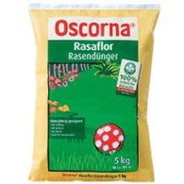 Oscorna Rasaflor Rasendünger 5kg für 100m2