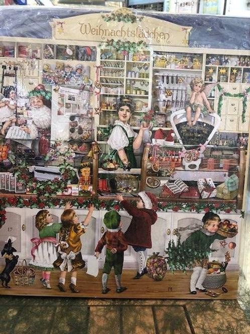 Adventkalender 5, Coppenrath
