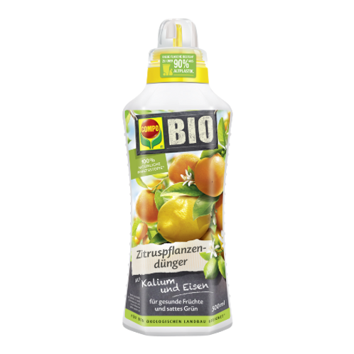 COMPO BIO Zitruspflanzendünger 500ml