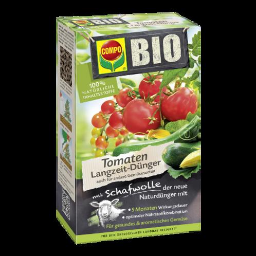 COMPO BIO Tomaten Langzeit-Dünger m. Schafwolle 750g