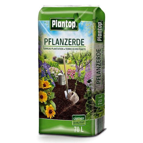 Plantop Pflanzerde 70l