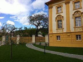 Gartengestaltung Hofwirt Seckau powered by blumenpyramiden graz