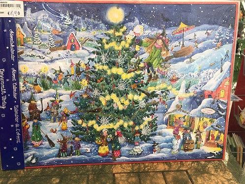 Adventkalender 8, Coppenrath