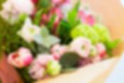 blumenpyramiden graz - bunter Frühlingsstrauß