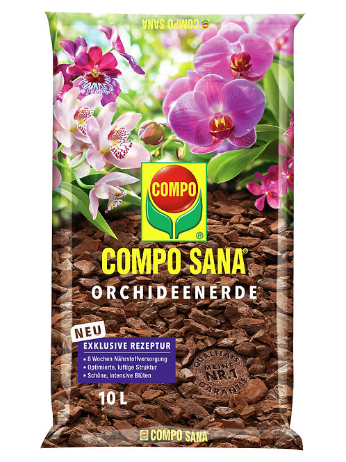 COMPO SANA Orchideen Erde 5l