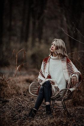 Autumnal Shawl