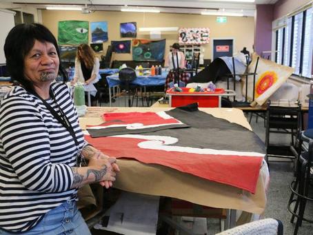 Uku Workshop with Linda Munn