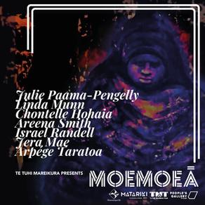 MOEMOEĀ: Featuring Artists