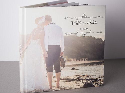 Album photo 40 x 30 cm couverture et pages rigides
