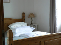 Le Bourg bedroom