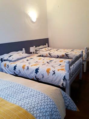 Le Campsis bedroom