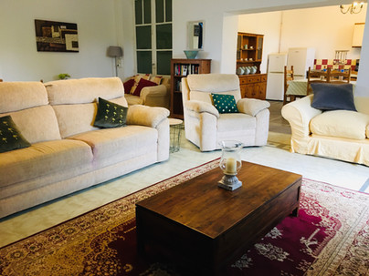 Le Bourg living area