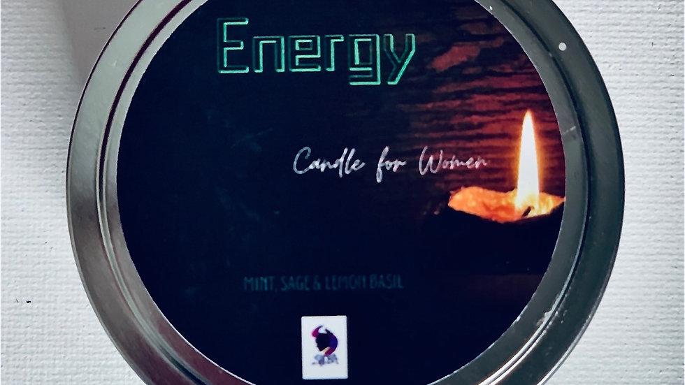 Sheba Energy 6Oz Travel Tin