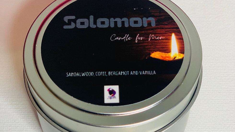 Solomon 6Oz Travel Tin