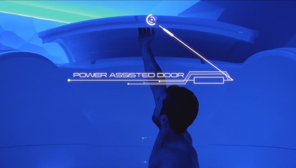 Power Assisted Door