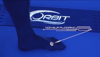 Orbit Non Slip Flooring