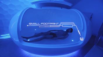 Small External Footprint