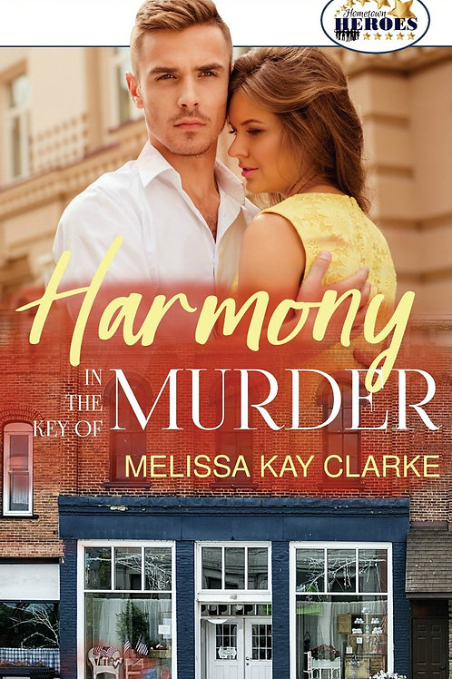 Harmony in the Key of Murder Autographed