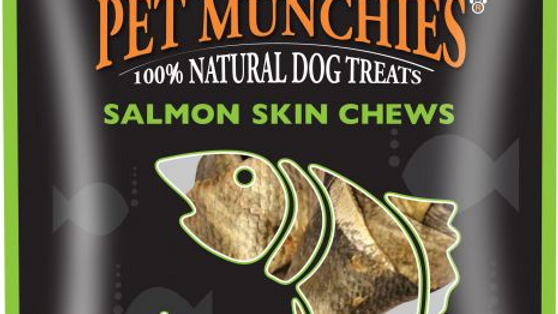 Pet Munchies Salmon Skin Chews