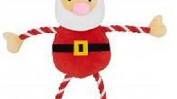 Good Boy Giant Hug Tug Santa