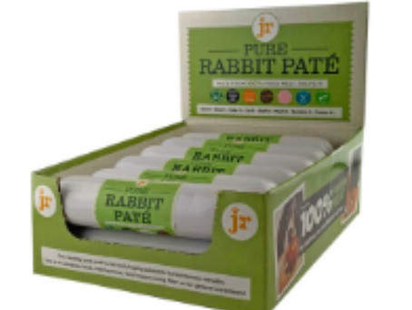 Brand New Flavour Pate from #JRPetProducts