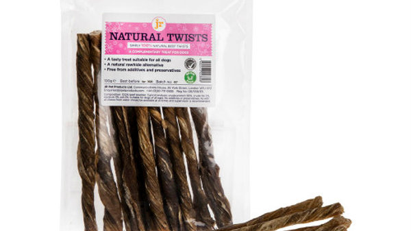 JR Pet Products Natural Twists
