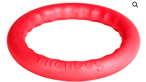 Pitchdog Ring Toy
