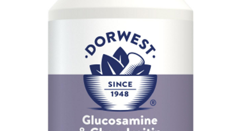 Dorwest Herbs Glucosamine & Chondroitin Tablets