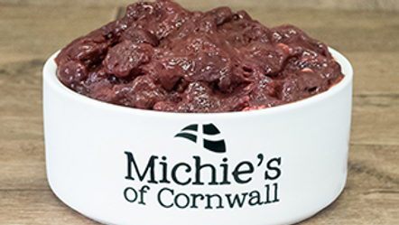 Michie's of Cornwall Raw Beef Liver Frozen 500g