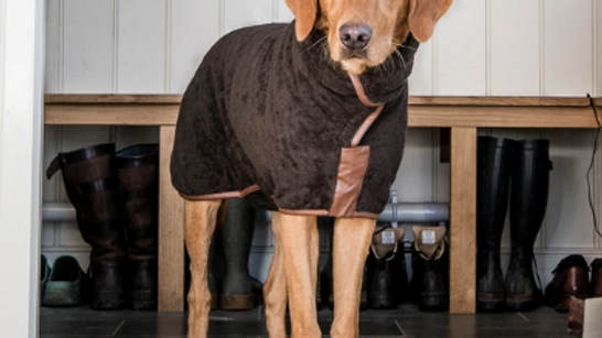 Ruff & Tumble Country Drying Coat