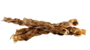JR Pet Products Ostrich Braids