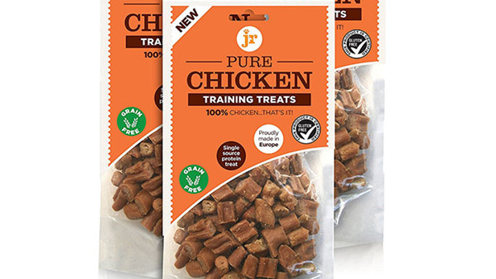JR Pet Products Chicken Training Treats