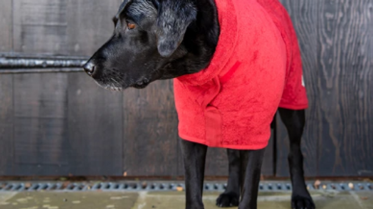 Ruff & Tumble Classic Drying Coat
