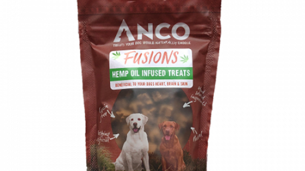 Anco Fusion Hemp Oil Infused Treats 100g
