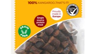 JR Pet Products Kangaroo Training Treats 85g