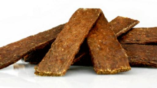 Carra Pet Foods Duck Meat Strips 100g