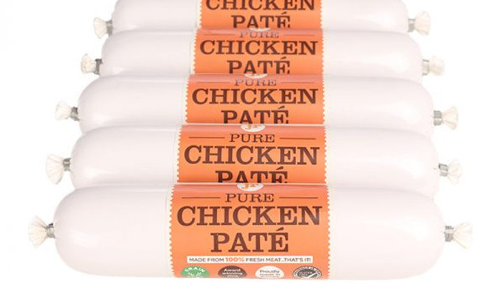 JR Pet Products Chicken Paté 200g