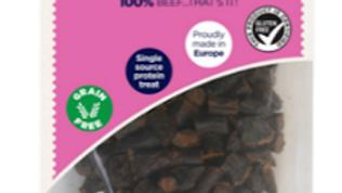 JR Pet Products Beef Training Treats 85g