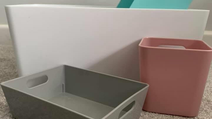 Carrie's Creations Dog Storage Box