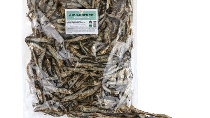 JR Pet Products Dried Whole Sprats 85g