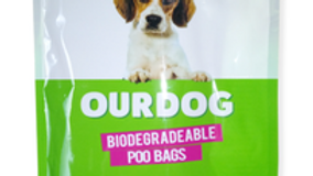 T Forrest & Sons Our Dog Biodegradeable Poo Bags 50pk
