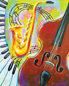 Abstract Jazz