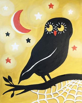 Fok Art Owl Image