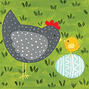Folk Art Easter