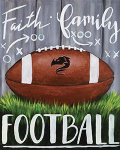 Faith, Family Football