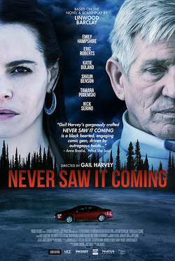 Never Saw It Coming Movie Poster